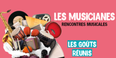 Les Musicianes - Rencontres musicales