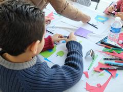 Ateliers illustration 6/12 ans
