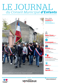 Le Journal du CME n°11